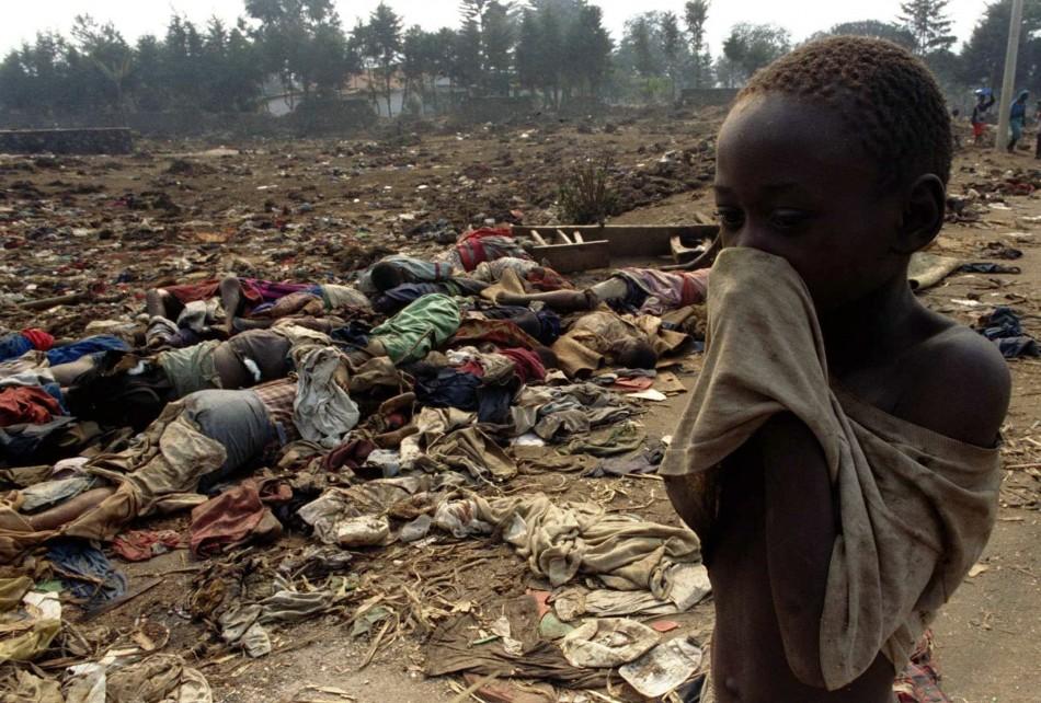 Il genocidio in Congo è una realtà