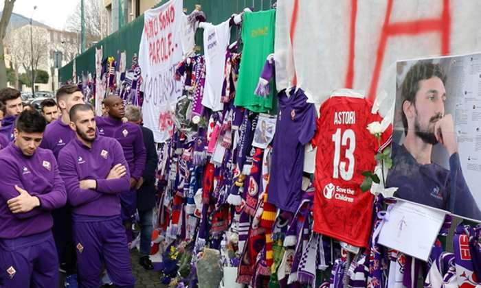 Astori è morto per cause naturali. Mercoledì a Coverciano la camera ardente
