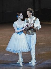 Palermo: La étoile Svetlana Zakharova protagonista di Giselle al Teatro di Verdura con il Corpo di...
