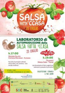L'ode al pomodoro: una giornata dedicata alla raccolta e alla spremitura – 23 Luglio Alessano (LE)