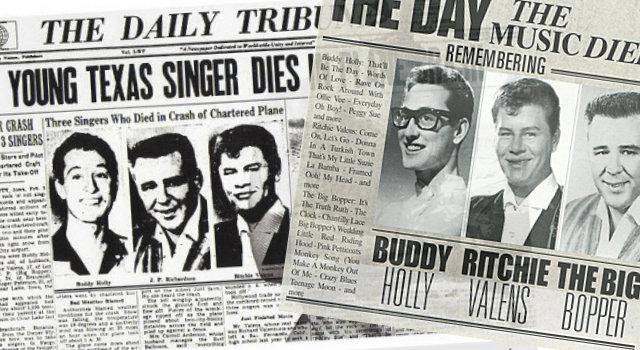 3 febbraio 1959: Il giorno in cui la musica morì