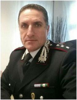 Il capitano Sebastiano Runza nuovo comandante nucleo investigativo Carabinieri di Enna