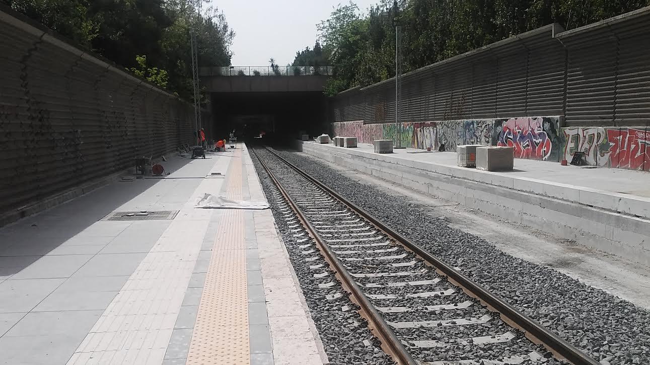 L'ultimo miglio della Stazione Vigna Clara