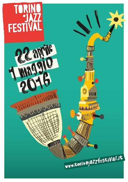 Il 22 aprile prende il via il Torino Jazz Festival