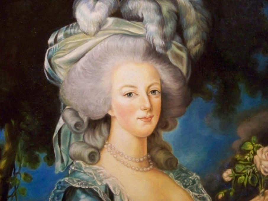 16 ottobre 1793: Viene decapitata la regina di Francia Maria Antonietta