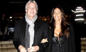 Claudio Baglioni e la compagna Rossella: il loro piccolo grande amore