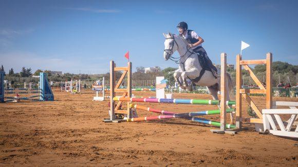 Bella giornata di sport presso Equilandia Castelvetrano