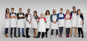 "Al via su TV8 ""Celebrity Masterchef"""