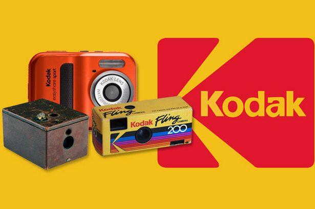 19 dicembre 2012: La Kodak dichiara fallimento