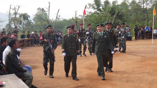 Birmania-Myanmar: Esercito birmano e soldati Esercito Arakan (AA) si scontrano ancora nello Stato Ar