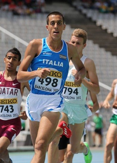 Jacopo Lahbi corre in 1:47.31 gli 800 in Alabama