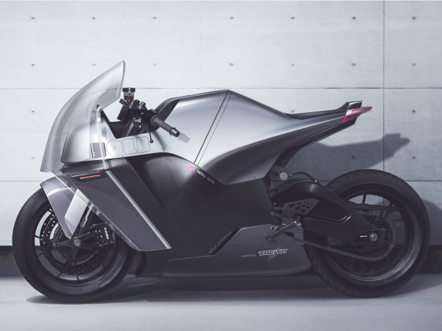 BOLD by Camal, la moto elettrica Made In Italy