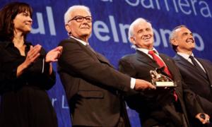Jean Paul Belmondo è lui il Leone d'Oro alla Carriera a Venezia73 [FOTO]