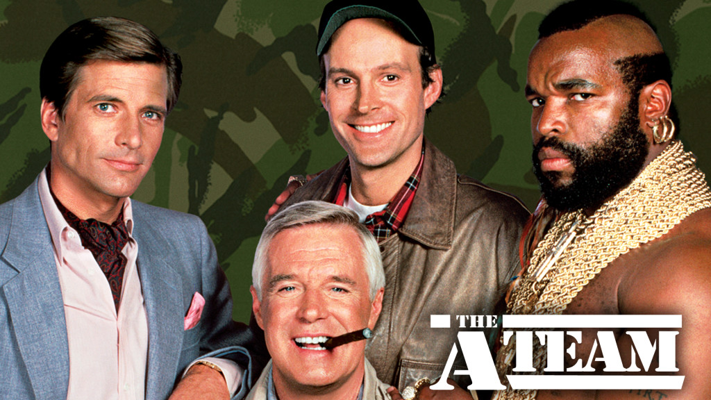 8 marzo 1987: Va in onda l'ultima puntata dell'A-Team