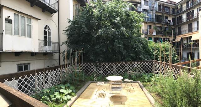 Sui tetti di Torino nascono gli orti