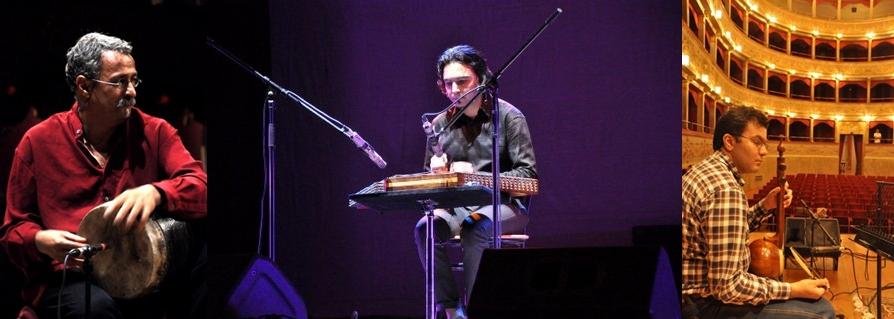 La musica di Persia e d'Oriente al Teatro Verdi di Padova per MusicaAltrove