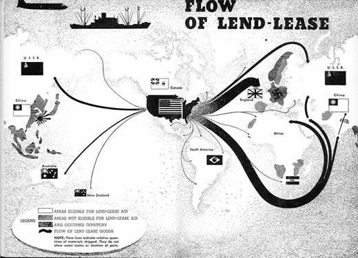 29 dicembre 2006: La Gran Bretagna termina di pagare il Lend-Lease agli USA