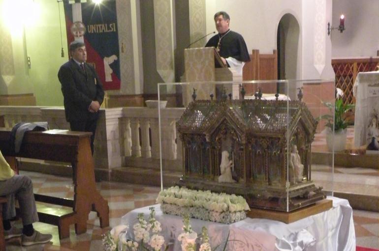 A Cordignano come a #Lourdes