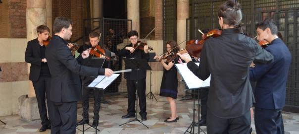 Concerto Delle Classi Di Viola E Violino Prof. Massimo Gatti