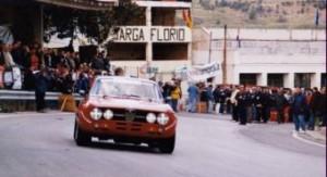 Palermo: La 101^ Targa Florio Rally si ferma in segno di lutto