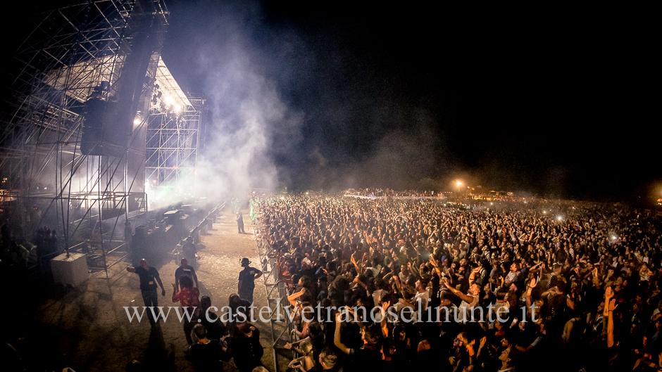 Martin Garrix a SELINUNTE. Le FOTO dell'evento