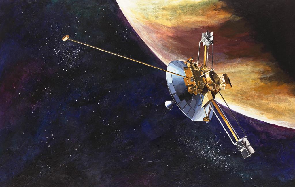13 giugno 1983: La Pioneer 10 lascia il sistema solare