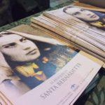 L'arrivo delle reliquie di Bernadette a Canonica
