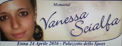 Enna. Memorial Vanessa Scialfa