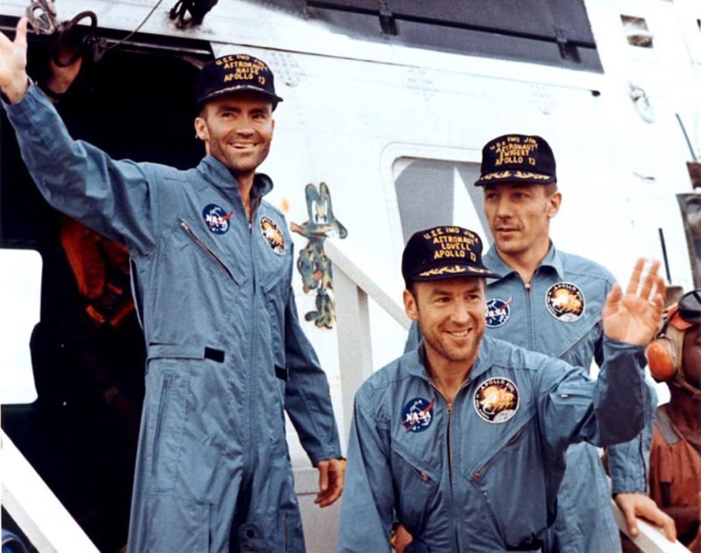 11 aprile 1970: Dal Kennedy Space Center parte la missione Apollo 13