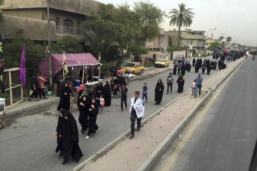 Iraq: Gruppo Stato Islamico rivendica responsabilità per bomba a Baghdad che ha ucciso 21 persone »