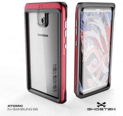 Samsung Galaxy S8: ecco come potrebbe essere grazie a Ghostek