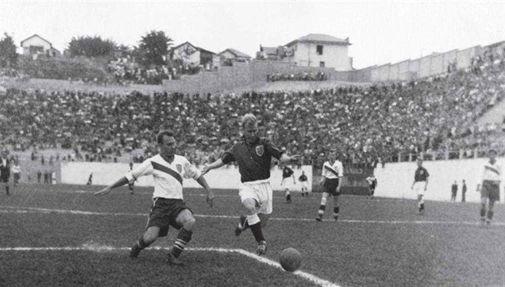 """29 giugno 1950: Ai mondiali di calcio del '50 il """"Miracolo di Belo Horizonte"""""""