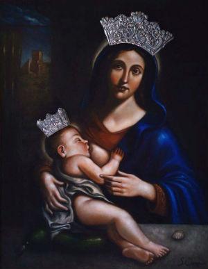 Si celebra ad Enna la festa della Madonna dell'Indirizzo