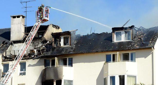 Incendie à #Lourdes : probablement accidentel