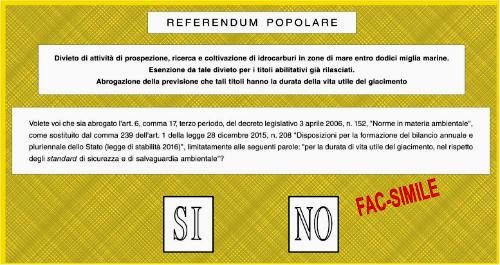 Referendum. Affluenza ore 19: Provincia 15.55%; Enna 19.34% – 4.472