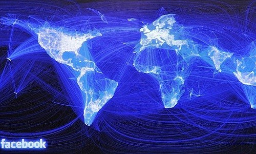 Facebook sta facendo una mappa di tutti gli edifici del mondo, ecco perchè