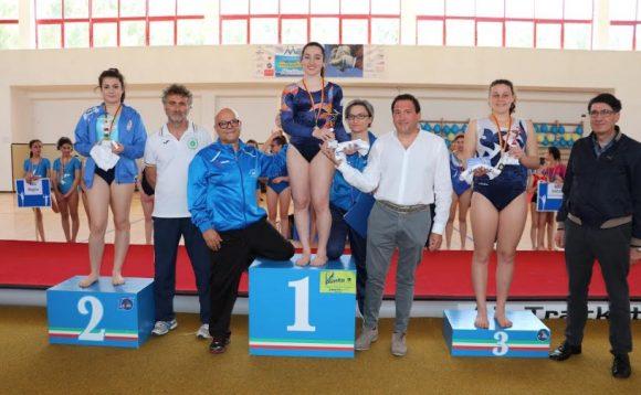 Ginnastica artistica: allievi di Giustiniano alle gare nazionali