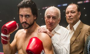 Hands of Stone: nuovo trailer con Edgar Ramirez e Robert De Niro [VIDEO]