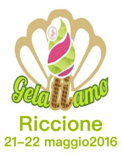 GelatiAmo Riccione maggio 2016