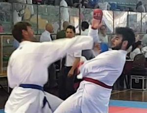 Karate. Catenanuova: il 20enne Danilo Rapisarda al vertice regionale Under21