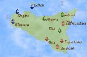Inchiesta Codacons su parchi, riserve e aree marine in Sicilia