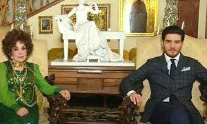 """Gina Lollobrigida, l'assistente Andrea Piazzolla dichiara: """"Non siamo fidanzati"""""""