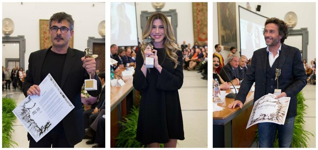 """Roma, tutti i vincitori del """"Premio Simpatia"""""""