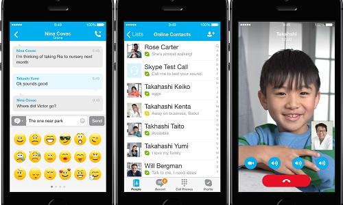 Skype raggiunge 1 miliardo di download della app