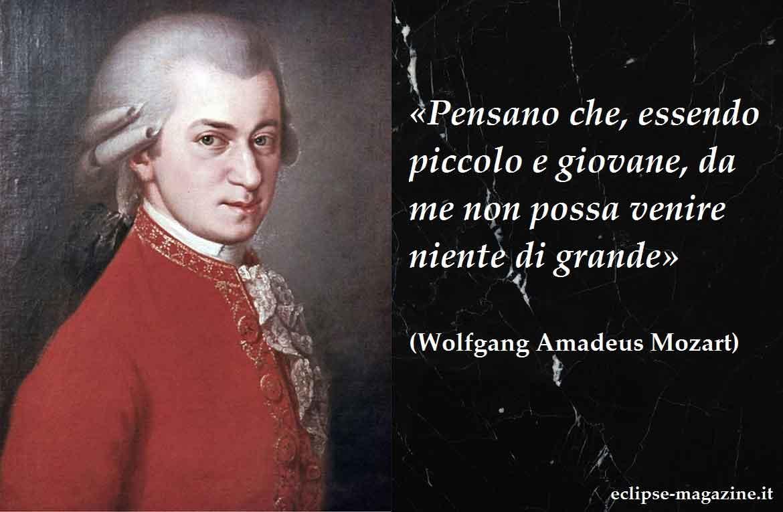 Aforisma di oggi, 7 Giugno: Wolfgang Amadeus Mozart
