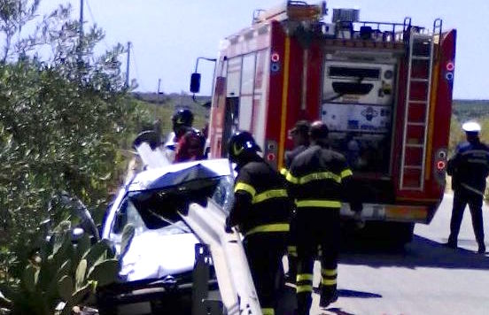 Incidente mortale tra Castelvetrano e Partanna