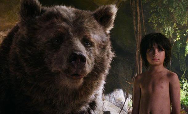 Box Office Italia: Il libro della giungla sbaraglia la concorrenza