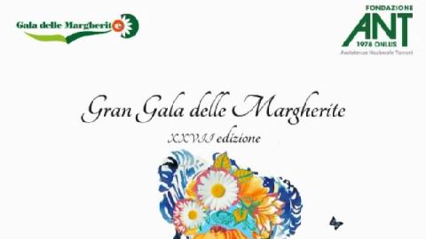 Il Gran Galà delle Margherite 2016 ideato e promosso da Bianca Maria Caringi Lucibelli