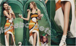 Gigi Hadid e Kendall Jenner, l'errore di Photoshop fa piovere critiche