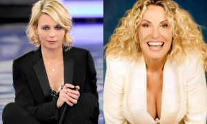 Maria De Filippi e Antonella Clerici di nuovo rivali?